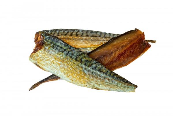 Makrelenfilet getrocknet
