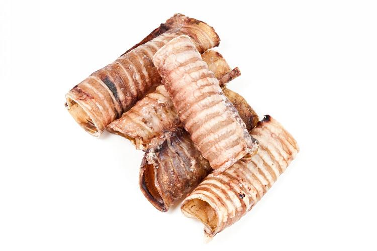 Rinderluftröhren-Strossen