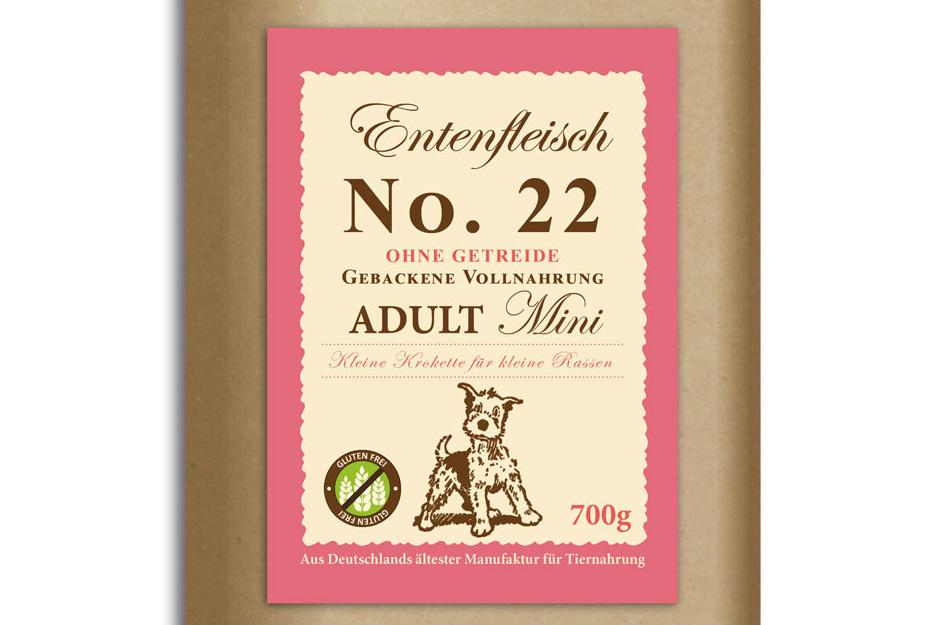 No. 22 Ente Mini